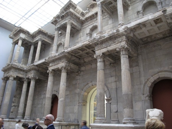 Inside the Pergamon